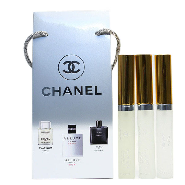Chanel_3х25ml