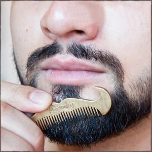 Расчески для усов, бороды