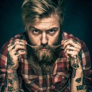 Воски для укладки усов, бороды