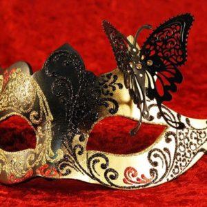 Карнавальные маски и костюмы