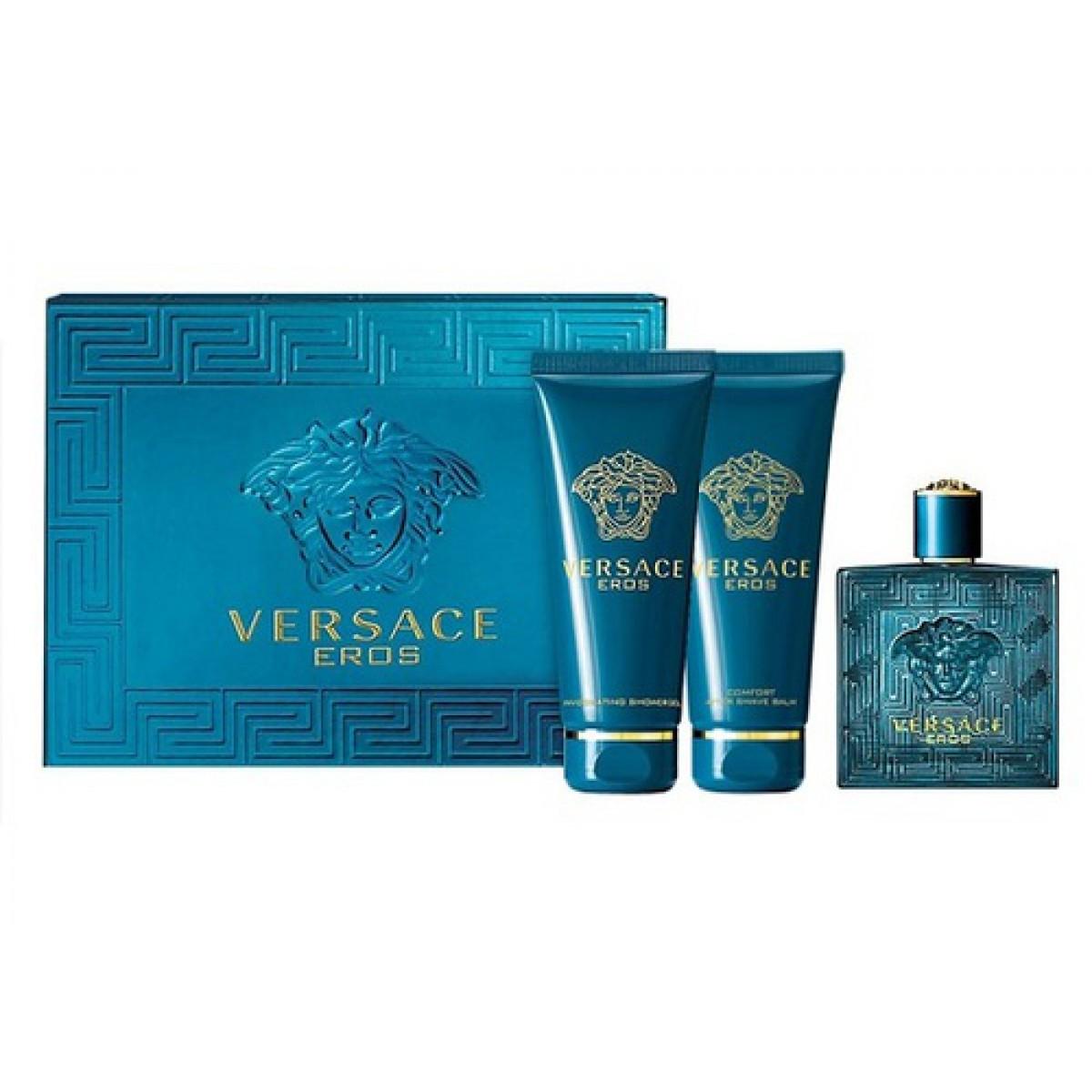 Versace_Eros_Подарочный_Набор_3В1