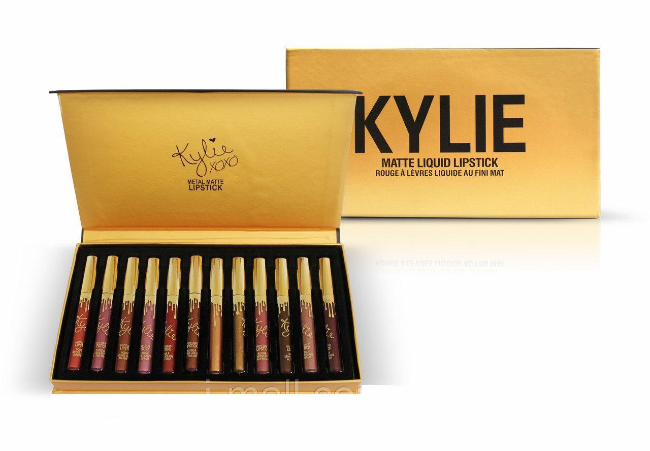 Набор_жидких_матовых_помад_Kylie_Matte_Liquid_Lipstick