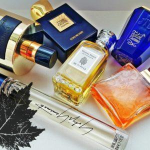 Женские осенние ароматы